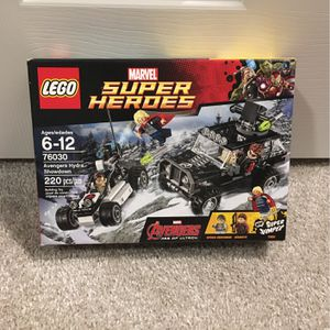 Lego Avengers Se for Sale in New Port Richey, FL