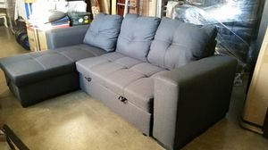 NEW Convertible Sofa-bed with Hidden Storage for Sale in Denver, CO