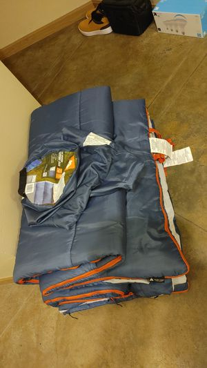 2 Ozark Trail Sleeping Bags for Sale in Bothell, WA