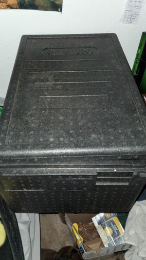 Cambro cooler for Sale in Rockwall, TX