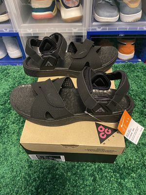 Nike ACG Air DeSchutz Triple Black NEW! M11 for Sale in Las Vegas, NV