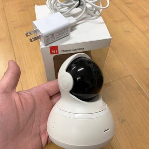 (New In Box) $25 YI Dome Camera Full Motion Tilt/Zoom, 720p HD Wi-Fi IP (2.4GHz) Home Security for Sale in Whittier, CA