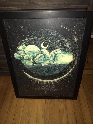 Framed poster for Sale in Jersey City, NJ