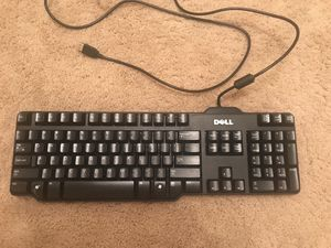 DELL keyboard for Sale in PA, US