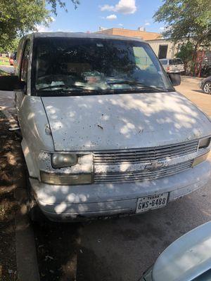 Chevy astro van for Sale in Houston, TX
