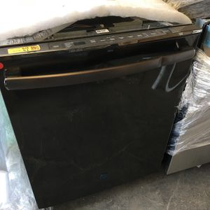 Brand New Out Box GE Black Stainless Steel Dishwasher for Sale in Stockton, CA