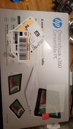Chromebook x360 convertible pc for Sale in Waltham, MA