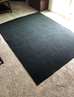 Black Area Rug/ Carpet for Sale in Liverpool, NY