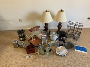 Misc kitchen stuff. ALL MUST GO TODAY! Make offer! for Sale in Phoenix, AZ