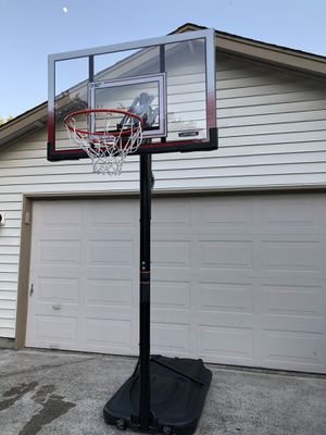 Brand New Lifetime's portable adjustable basketball hoop for Sale in Vancouver, WA