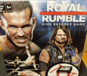 Royal Rumble Ring Breaker Game New for Sale in Rosedale, MD