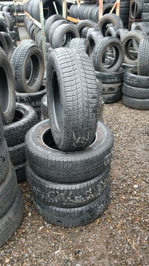 Michelin x ice 205-65-15 for Sale in Portland, OR
