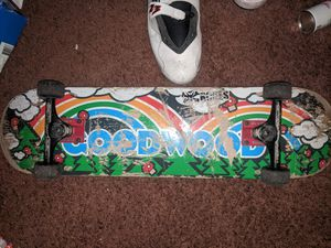 Good wood skateboard for Sale in Hanover, MD