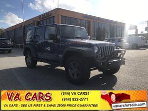 2010 Jeep Wrangler Unlimited for Sale in Richmond, VA