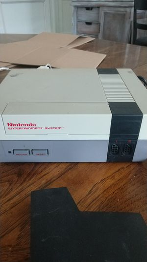 Nintendo with 500 in 1 games REPOST for Sale in Missouri City, TX