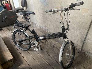 Halfway, Aluminum Foldable Bicycle for Sale in Chicago, IL