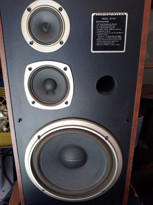 Marantz sp1000 stereo subwoofers pair for Sale in San Diego, CA