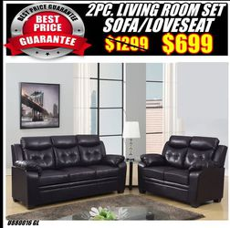 2 PCS Sofa And Loveseat for Sale in Phoenixville,  PA