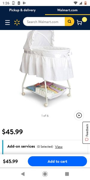 Baby Bassinet for Sale in Wichita, KS