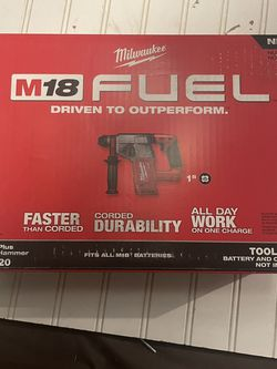 "1"" SDS Plus Rotary Hammer Tool Only for Sale in Sunrise Manor,  NV"