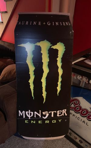 Monster poster for Sale in Bensalem, PA