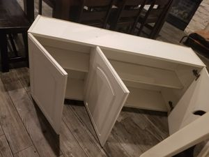 Cabinets laundry room kitchen storage organize shelf for Sale in Chino Hills, CA
