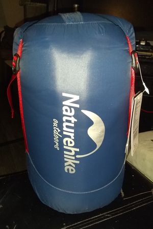 New Naturehike Goosedown Sleeping Bag for Sale in Houston, TX