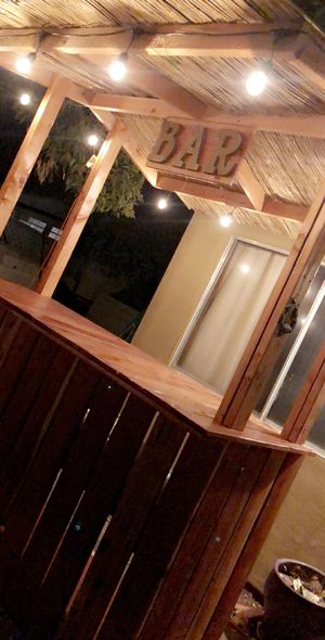 Wooden bar for Sale in Modesto, CA