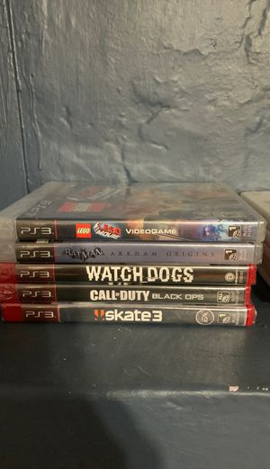 Ps3, Nintendo 3 Ds,Xbox 360,Wii U Video Games for Sale in Long Beach, CA