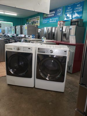 Kenmore washer/dryer white !!! for Sale in Los Angeles, CA