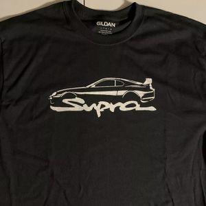 Toyota Supra MK4 JDM Vintage T-Shirt for Sale in Austin, TX