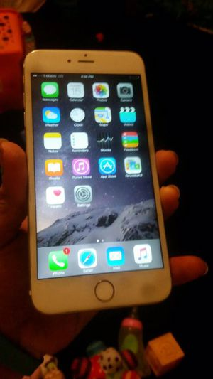 I phone 6 plus rose gold for Sale in Tempe, AZ