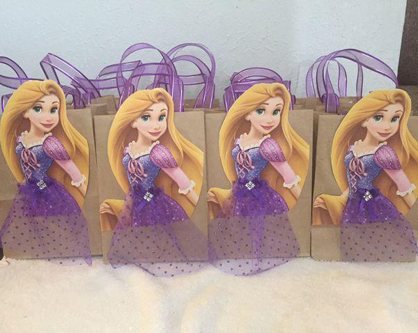 Rapunzel centerpiece
