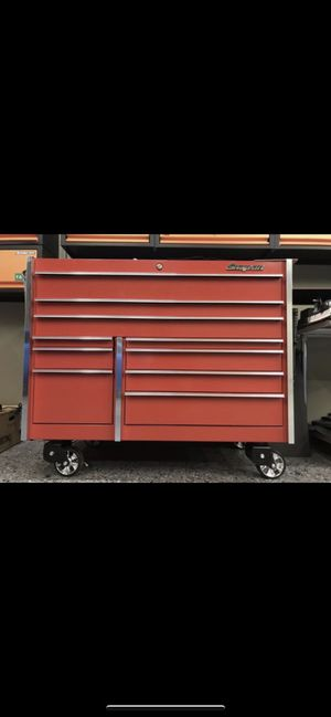 Snap on tool box for Sale in Irvine, CA