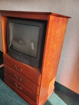 Dresser/tv stand for Sale in Erie, PA