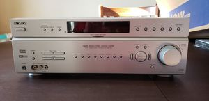 Sony stereo receiver for Sale in Olmsted Falls, OH