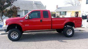 03 F250 super duty 6.0 powerstroke turbo diesel for Sale in Petaluma, CA