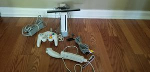 Nintendo Wii (GameCube compatible) digital games included w/256gb flash memory extension for Sale in Naperville, IL