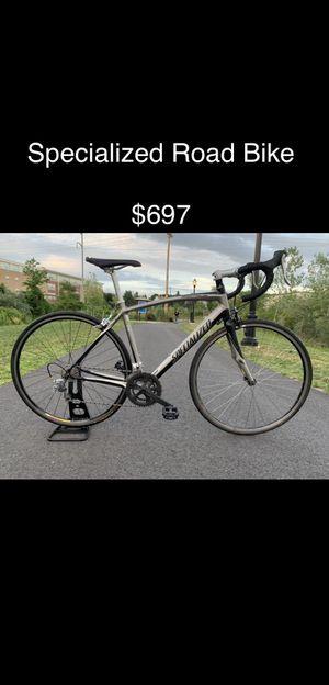 Specialized Secteur Road Bike 54cm frame Fact Carbon Fiber Fork for Sale in Malden, MA