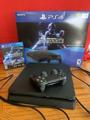 PS4 Standard Matte Black Bundle for Sale in Camas, WA