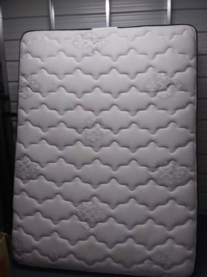 Nearly BRAND new mattress, box spring and bed frame for Sale in Birmingham, AL