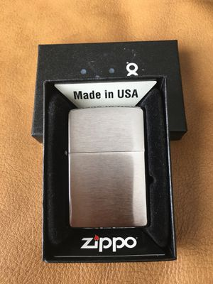 New Zippo lighter for Sale in Yorba Linda, CA