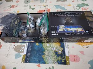 Game of Thrones 3D puzzle - 891 pieces for Sale in San Diego, CA
