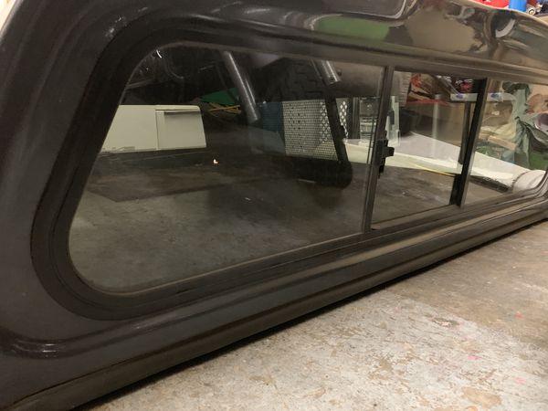 Snugtop Cab high Truck Canopy