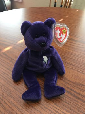 Princess Diana Beanie Baby Rare for Sale in Maitland, FL