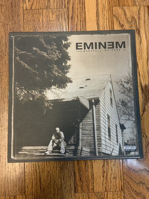 Marshall mathers lp for Sale in Fullerton, CA
