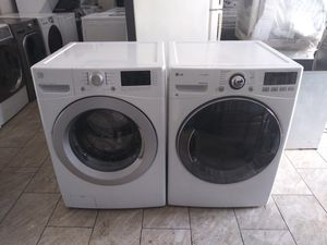 Washer and gas dryer for Sale in Oakland, CA