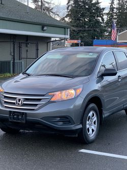 2014 Honda CR-V AWD for Sale in Fircrest,  WA