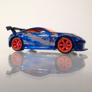 Hot Wheels 2006 First Editions Nissan 350z JDM Import Extremely Hard To Find Orange Co-Molded 6 Spokes• Mint for Sale in Fort Worth, TX