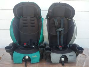 EvenFlo Booster Carseats for Sale in Whittier, CA